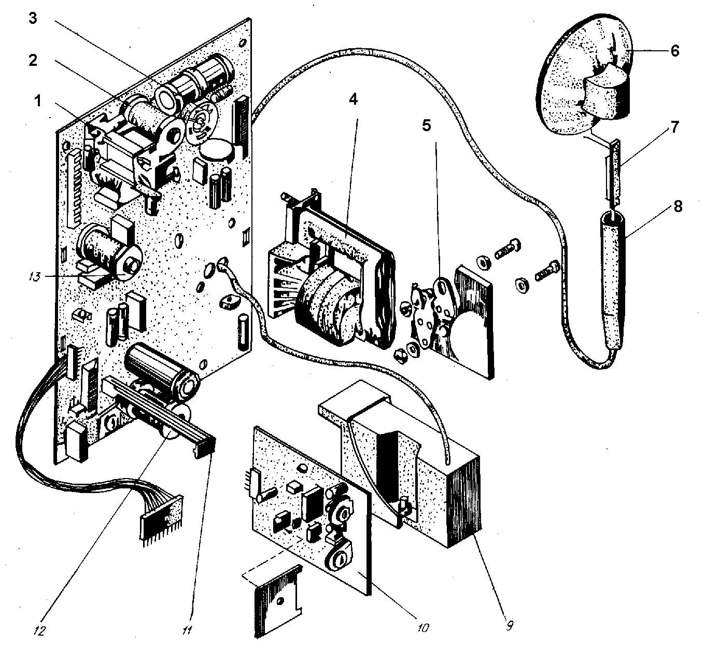Как читать схемы радиоэлектронных устройств, обозначения ...