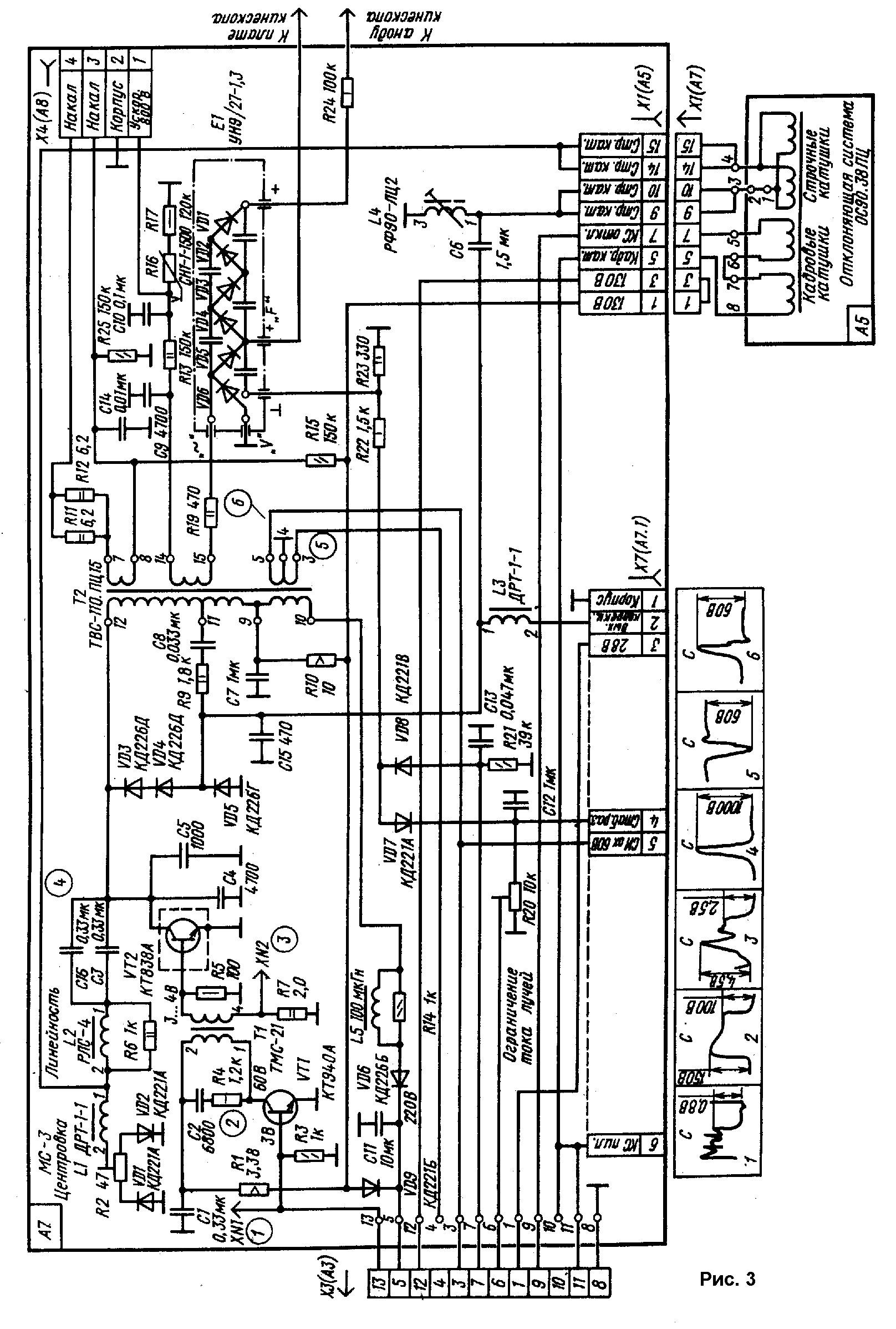 Электрическая схема токарь 16в20р 061