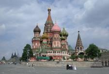 Покровский собор что на рву (храм Василия Блаженного) на Красной площади в Москве