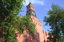 Оружейная (Конюшенная) башня Московского Кремля