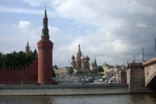 Беклемишевская (Москворецкая) башня Московского Кремля