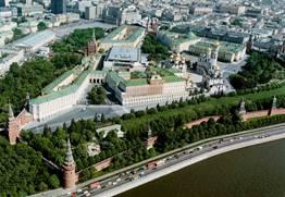 Московский Кремль. XI-XX вв.