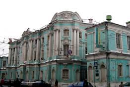 Дом Апраксина-Трубецких («Дом-комод») на Покровке в Москве