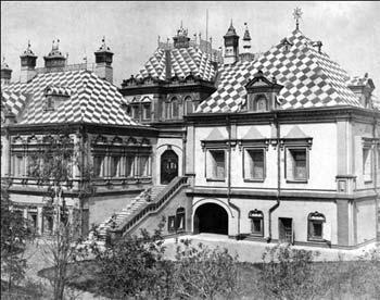 «Настоящий русский дом» в Москве