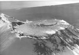 Потенциальная опасность от извержений Авачинского вулкана
