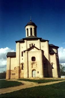 Церковь Михаила Архангела (Свирская) на Пристани