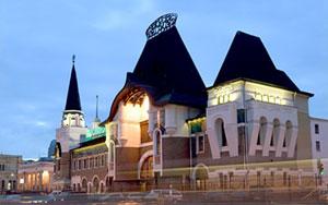 Московские вокзалы