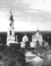 Храмы Павловского Посада в начале ХХ века