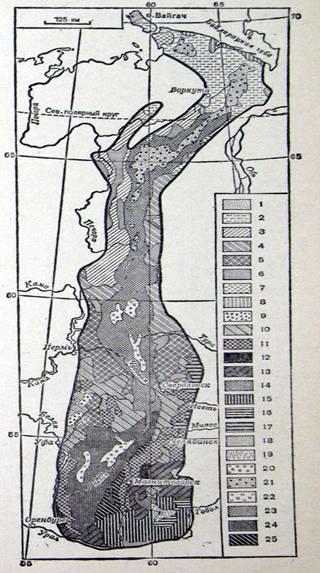 Почвы Урала