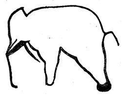 Слон.Пещера Кастильо