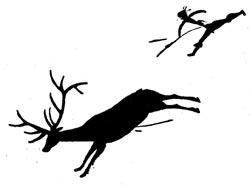 Охота на оленя.Вальторта