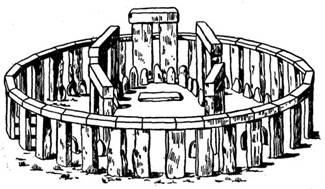 Стонхендж. Реконструкция