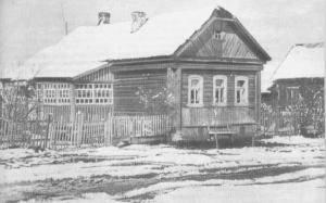 Дом в Клушине