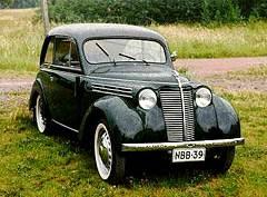 Renault Juvaquatres и его версии — самые популярные послевоенные автомобили Renault.