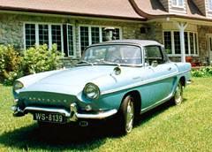 Renault Caravelle выпускался в том числе и в США.