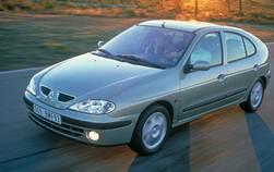 Преемник модели Renault 19 — Megane.
