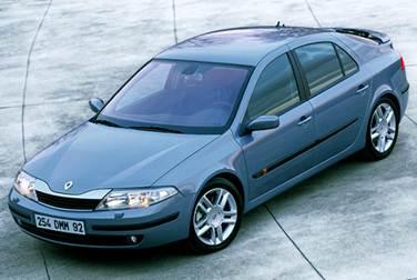 Renault Laguna II стала первым в мире автомобилем, удостоившимся высшей оценки в пять звёзд на <nobr>краш-тесте</nobr> EuroNCAP.