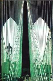 Бруклинский мост, современный вид