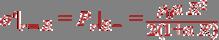 \sigma '|_{r=R} = P_r|_{R-} = \frac{\rho_0\alpha R^2} {2(1+\alpha R)}