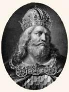 Карл Великий - король франков и лангобардов
