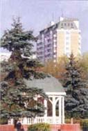 Зона отдыха в современном районе ХОРОШЕВО-МНЕВНИКИ