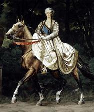 Раннее детство Императоров. Екатерина Великая
