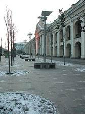 Гостиный двор(Жан Батист Валлен-Деламот)