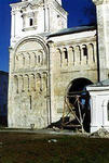 Дворец Андрея Боголюбского в Боголюбове