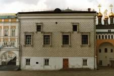 Марко Фрязин и П.А. Солари. Грановитая палата в Московском Кремле