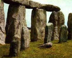 Трилит - это сооружение в виде каменых плит, покоящиеся на каменных же опорах